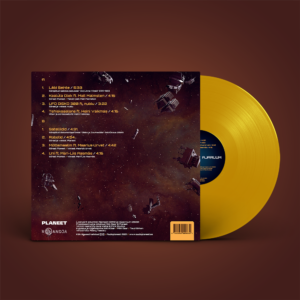 Planeet – Ajaruum [LP][KOLLANE]
