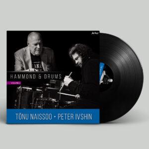 Tõnu Naissoo – Hammond and Drums vol.2 [LP]